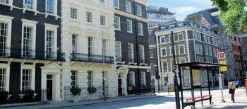 Vacanze Studio a Londra: L'edificio che ospita il college