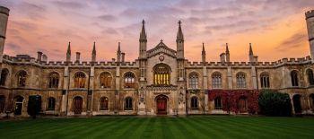 Copertina - Cambridge: Corpus Christi College