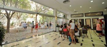 Scuola di Spagnolo a Barcellona: L'interno della scuola