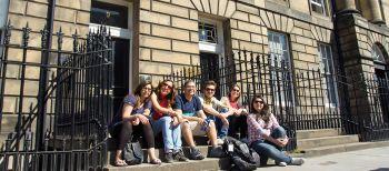 Scuola di Inglese a Edimburgo: La scuola di inglese