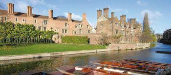 Copertina - Cambridge: Magdalene College