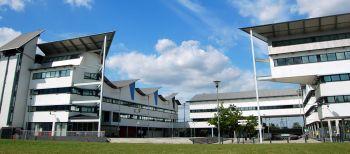 Vacanze Studio a Londra: L'edificio principale del campus