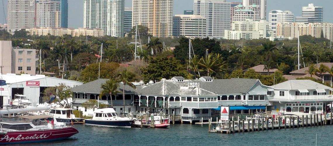 Veduta di Fort Lauderdale