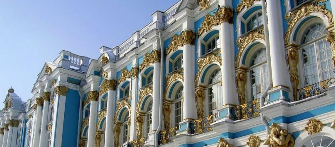 Il fiume Neva a S. Pietroburgo.