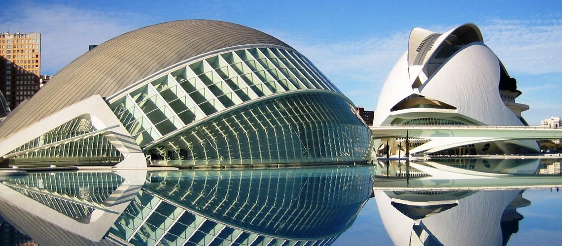 Museo delle arti e delle scienze di Valencia.