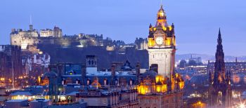 Scuole di Inglese a Edimburgo: