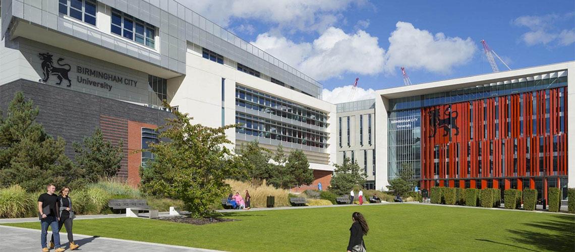 Birmingham: City University