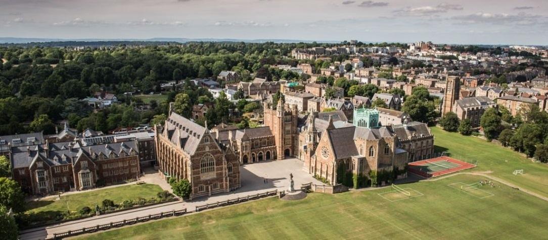 Copertina - Bristol: Clifton College