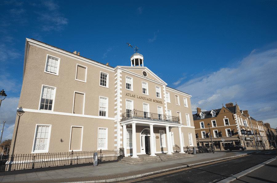 """Картинки по запросу """"Atlas Language School Portobello House, Portobello Dublin 2, Ireland"""""""