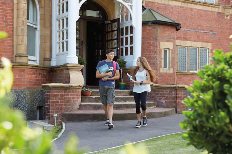 Preparazione universitaria Earlscliffe college