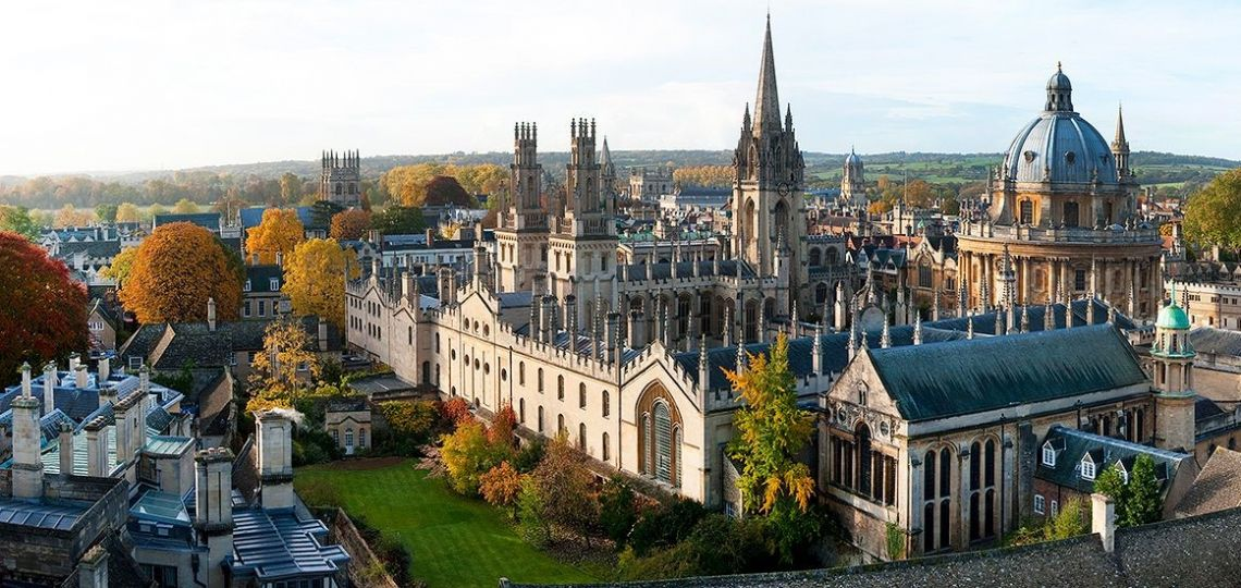 Copertina - Oxford School