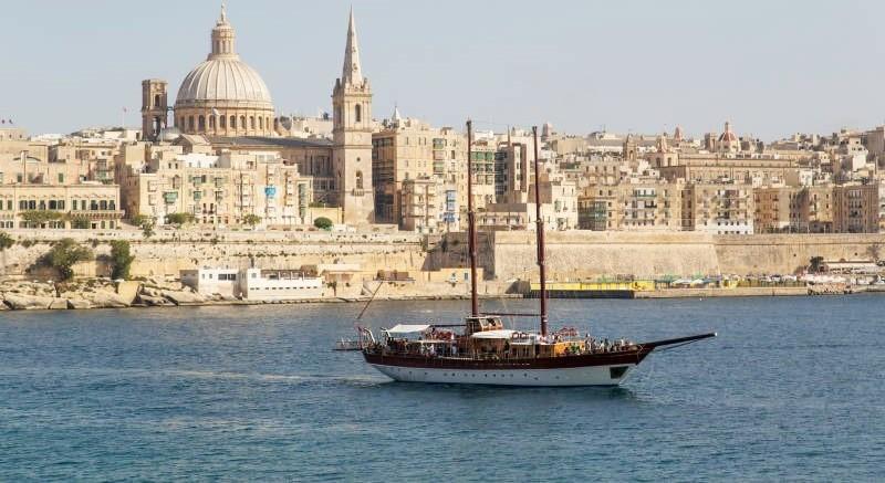 Copertina - Malta: St. Martin's College