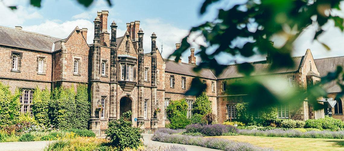York: St John University