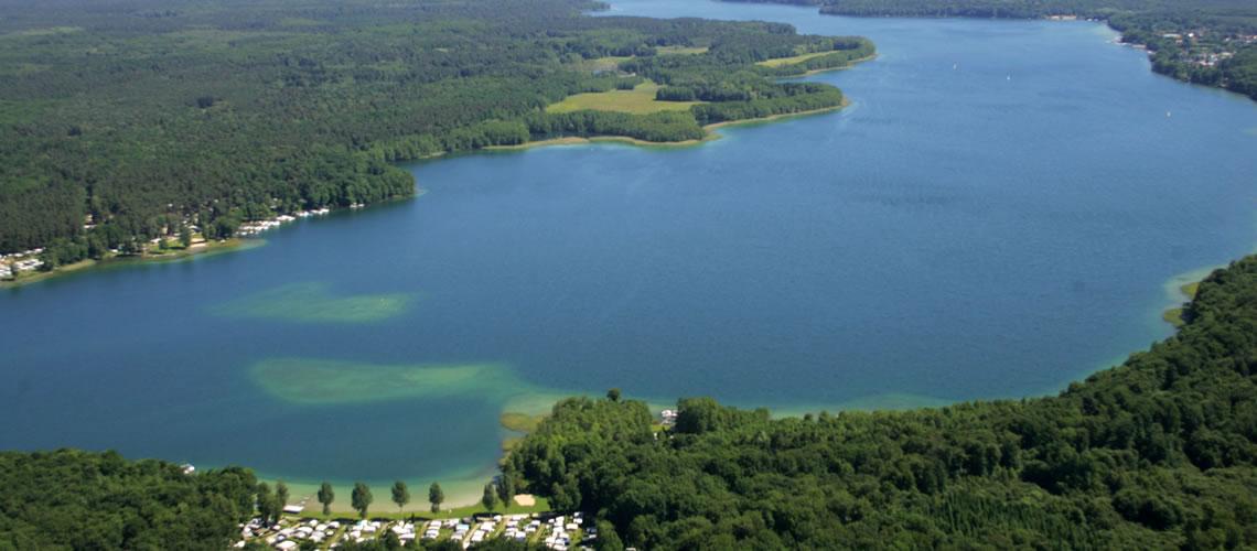 Il lago Werbellinsee