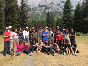 Camping nelle Montagne Rocciose