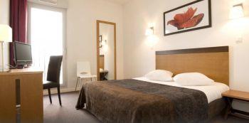 Residence Odalys - esempio di camera
