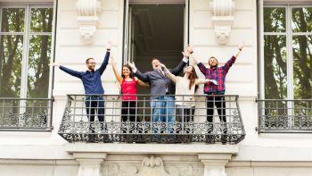 Scuola di Francese a Lione: Esterno della scuola