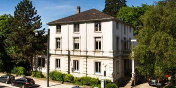 Scuola di Tedesco a Friburgo: Esterno della scuola