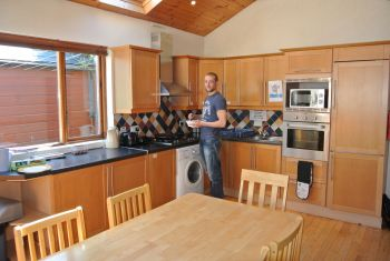 appartamenti - cucina comune