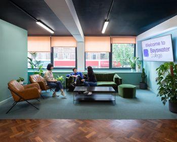 Bayswater college interior