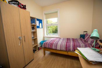 Camera doppia in residenza della scuola