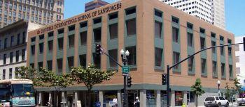 Scuola di Inglese a San Diego: L'edificio della scuola