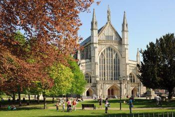 Winchester: Cattedrale