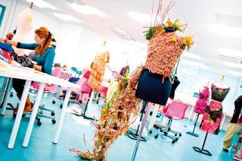 Laboratorio di design e moda