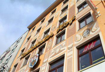 Scuola di Tedesco a Monaco: Edificio della scuola