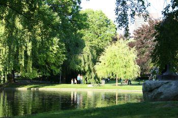 i giardini di Boston Common