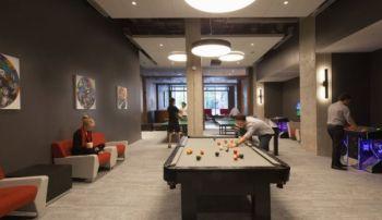 Parkside Residence Toronto - sala biliardo