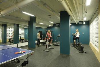 APT Living Residence - fitness centre