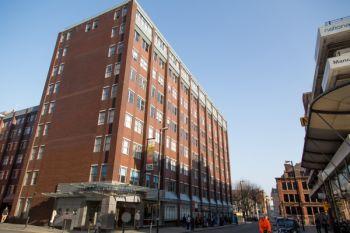 Scuola di Inglese a Manchester: Esterno della scuola