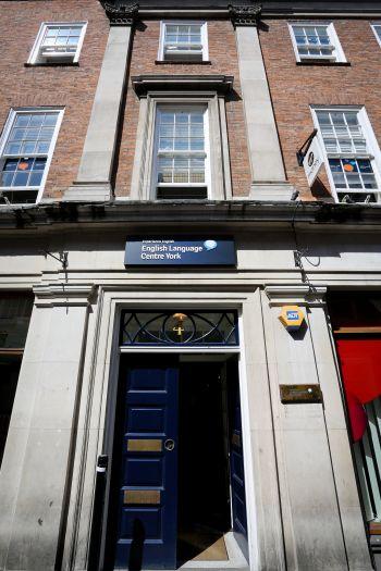 Scuola di Inglese a York: La scuola