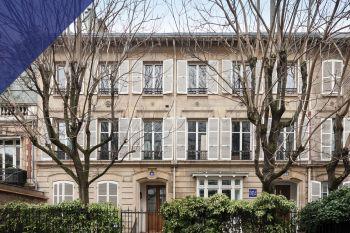 Scuola di Francese a Parigi: Esterno della scuola