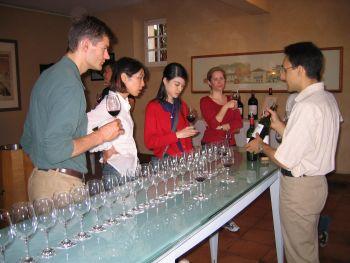 visite ad aziende vinicole