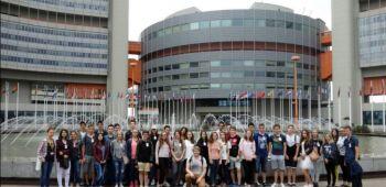 gruppo di studenti internazionali