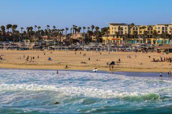 Scuola di Inglese a Huntington Beach: Città