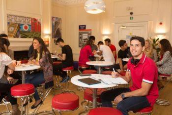 La student Lounge di Covent Garden