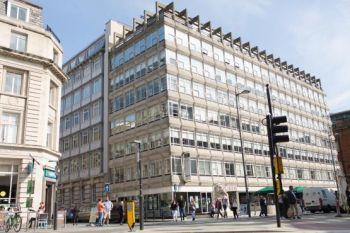 Scuola di Inglese a Liverpool: Edificio esterrno