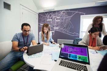 digital media classroom