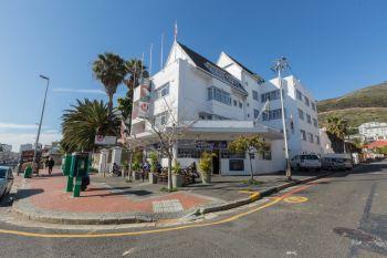 Scuola di Inglese a Cape Town: Esterno della scuola