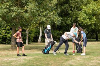 corso di inglese e golf