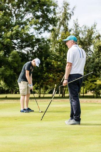 inglese e golf a Oxford
