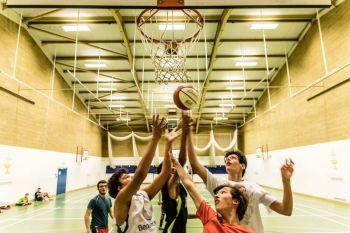 inglese e basket a oxford