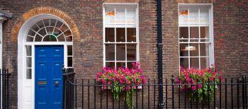 Scuola di Inglese a Londra: L'ingresso della scuola di inglese