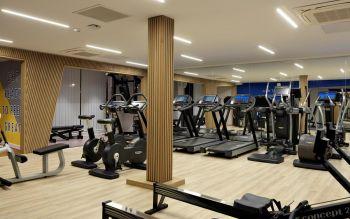 Residence Student Castle - fitness centre