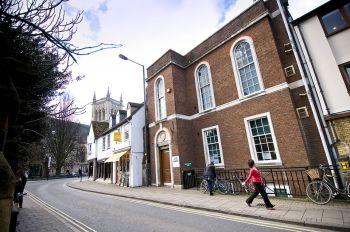 Scuola di Inglese a Cambridge: la scuola