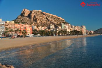 Alicante: la spiaggia