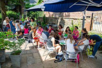 La scuola - Summer Garden